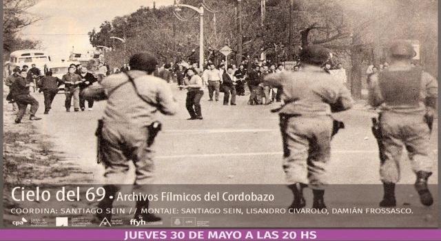 """Exhibición De Cortometraje """"Cielo Del 69. Archivos"""